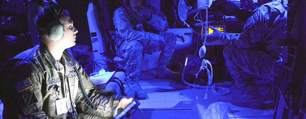 MEDCoE starts new operationally focused paramedic pilot course