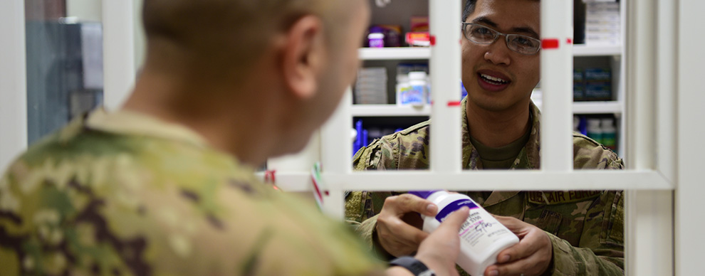 Life-saving act molds deployed JBSA-Lackland Airman's future