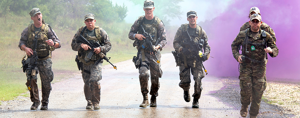 PACAF wins Air Force Defender Challenge