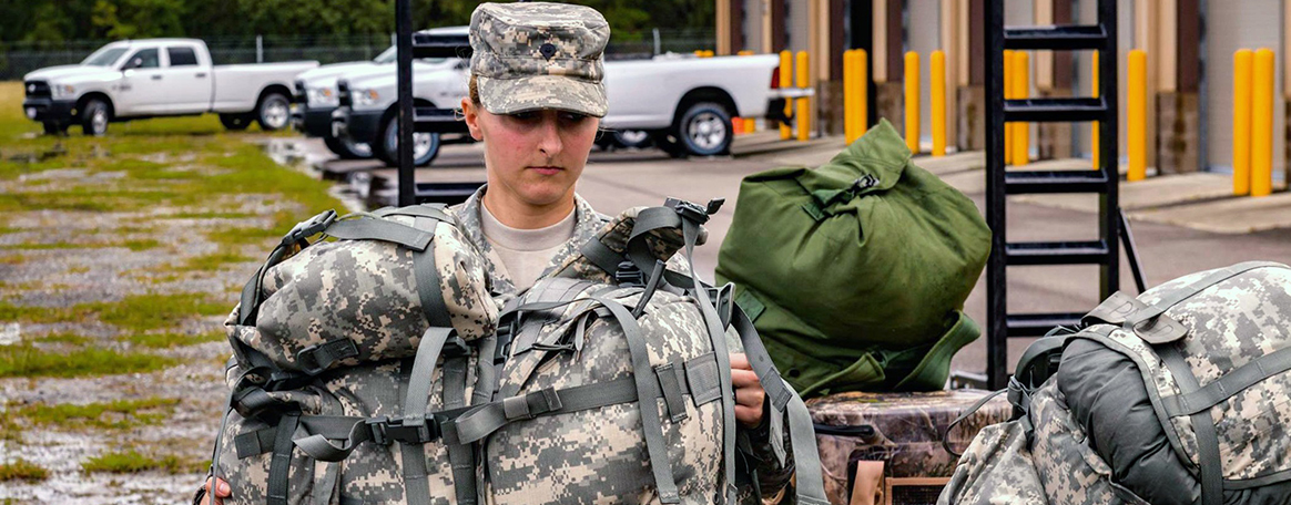 Army North commander among leaders stressing cohesion during Hurricane Michael relief efforts
