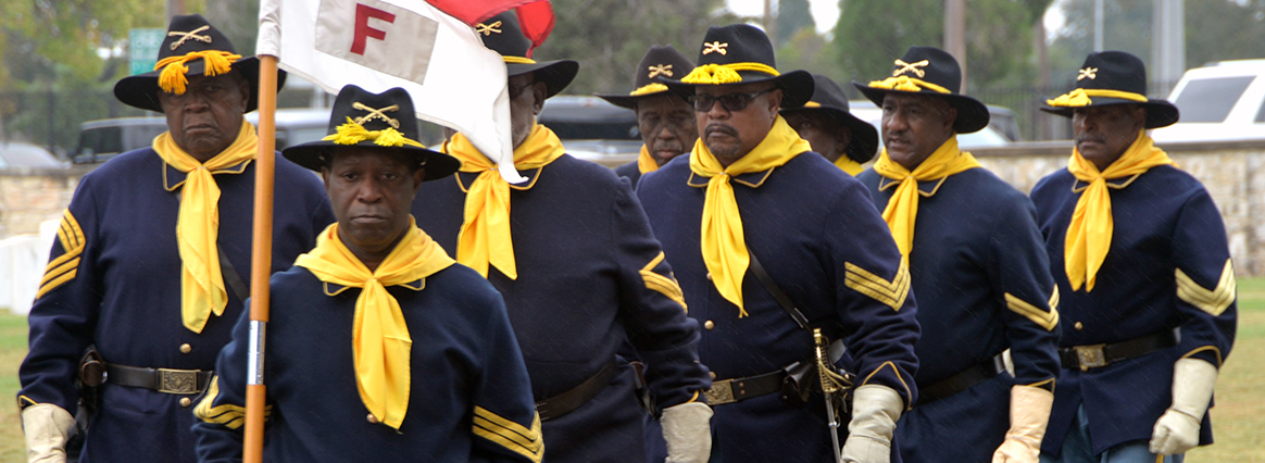 Buffalo Soldiers honored at Veterans Day ceremony
