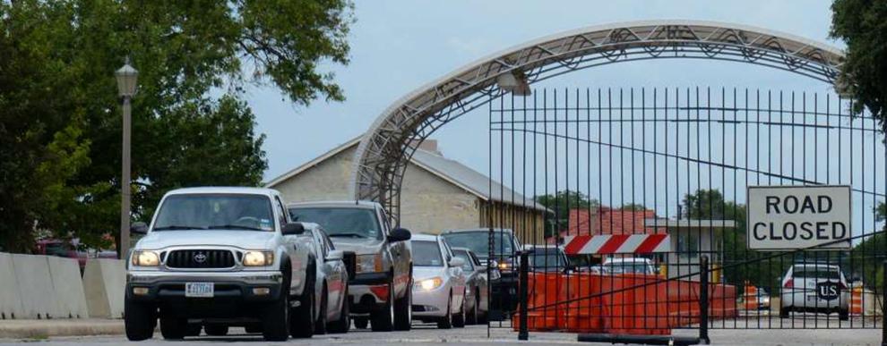 Gate changes at JBSA-Fort Sam Houston begin Jan. 22