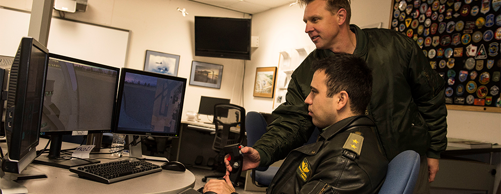 Defense Language Institute preps potential international coalition pilots