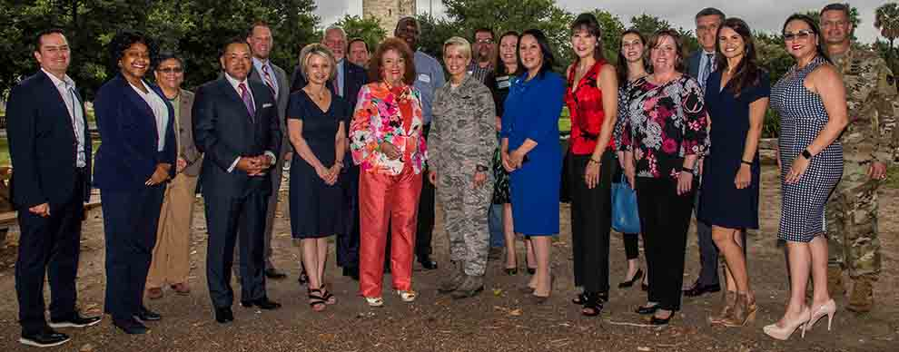 Local chamber members learn of JBSA growth, future plans