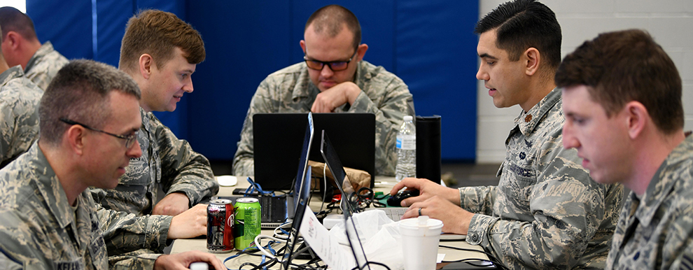 24th Air Force hosts NAF-wide cyber competition
