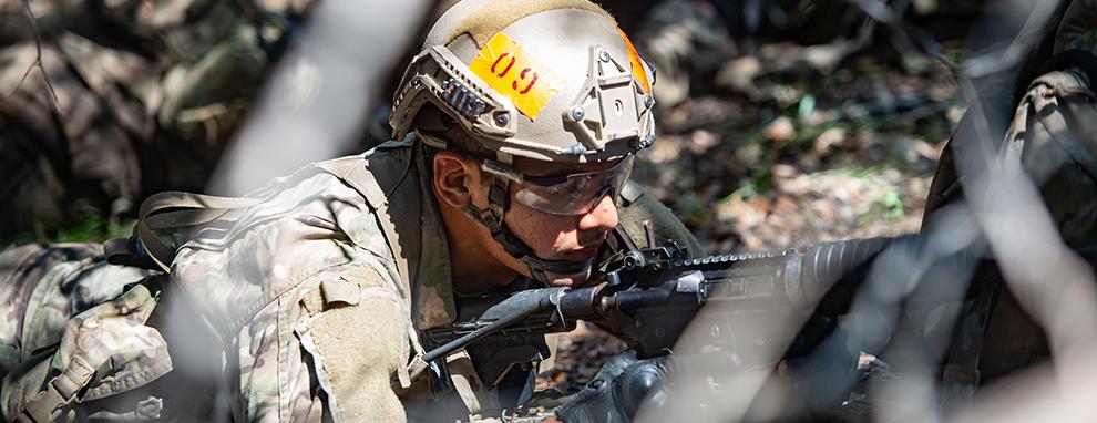Special Warfare TACP training incorporates VR tools