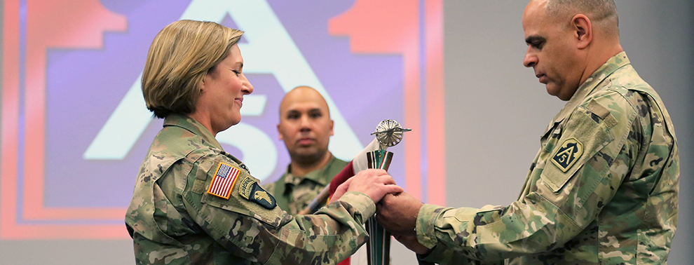 U.S. Army North (Fifth Army) celebrates 77 years
