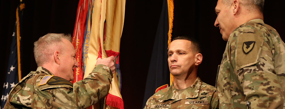 U.S. Army Installation Management Command welcomes new commanding general