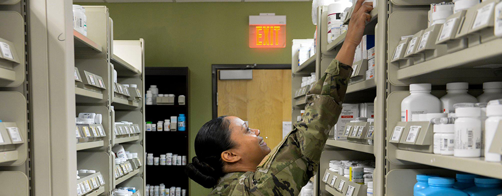 59th Medical Wing adjusts pharmacy hours, prescription services