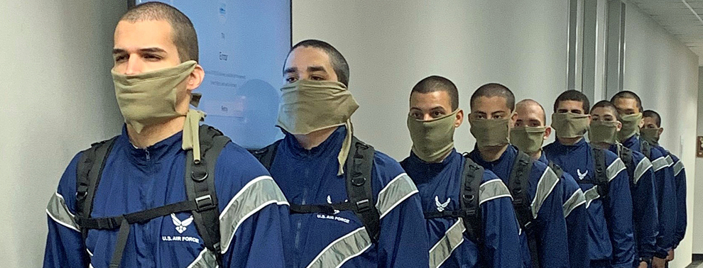 Air Force English language beta test advances despite COVID-19