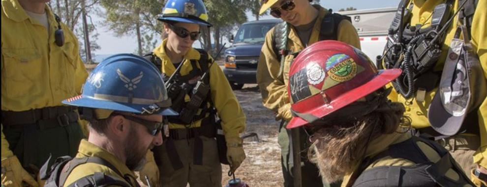 Wildland Fire Branch battles fire season despite COVID-19