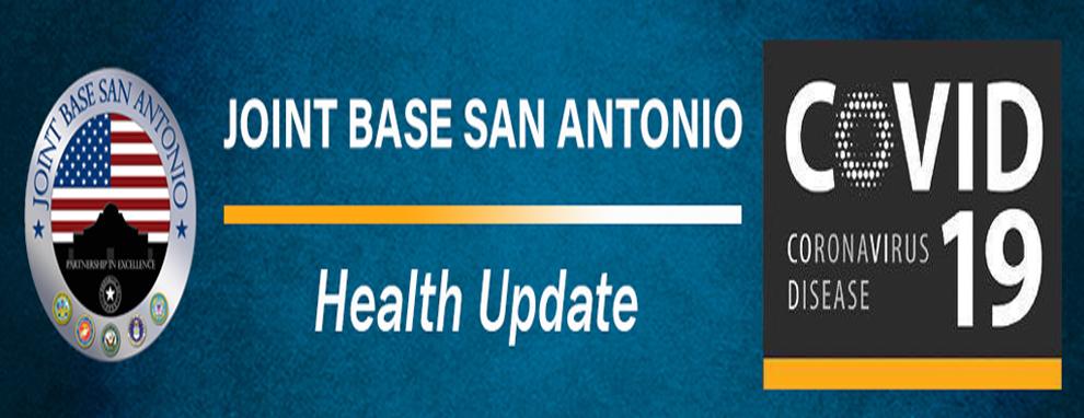 JBSA Health Update