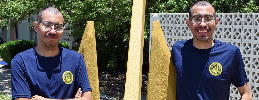 San Antonio twins looking forward to being U.S. Sailors