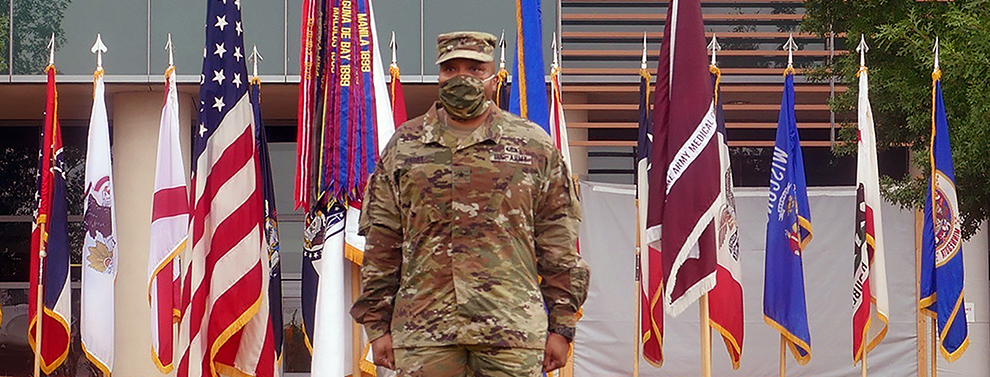 Brooke Army Medical Center welcomes new commanding general