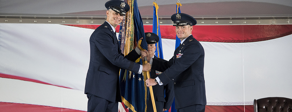 12th Flying Training Wing welcomes new commander