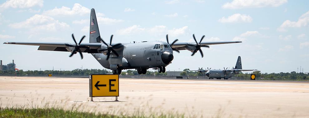 Here we go again: 403rd Wing evacuates aircraft to Texas