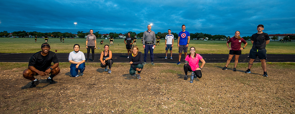 Run with the Chief brings JBSA teammates together