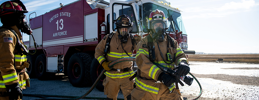 JBSA fire services wins three AETC awards