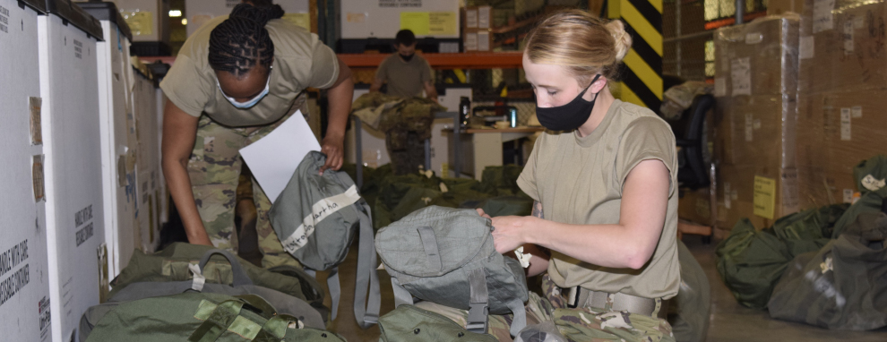 433rd LRS team accelerates change in logistics training