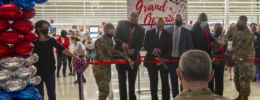 New Exchange opens doors at JBSA-Fort Sam Houston