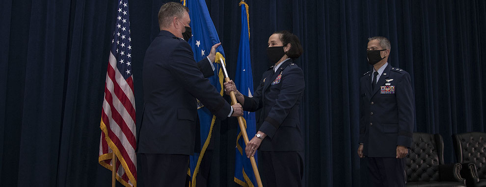 59th Medical Wing welcomes Air Force Nurse Corps chief as new commander