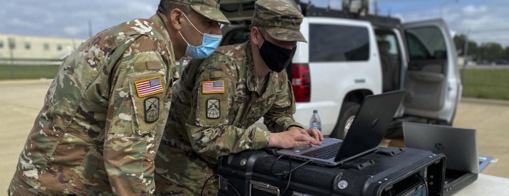 ARNORTH's G6, DCE teams prepare for Hurricane season
