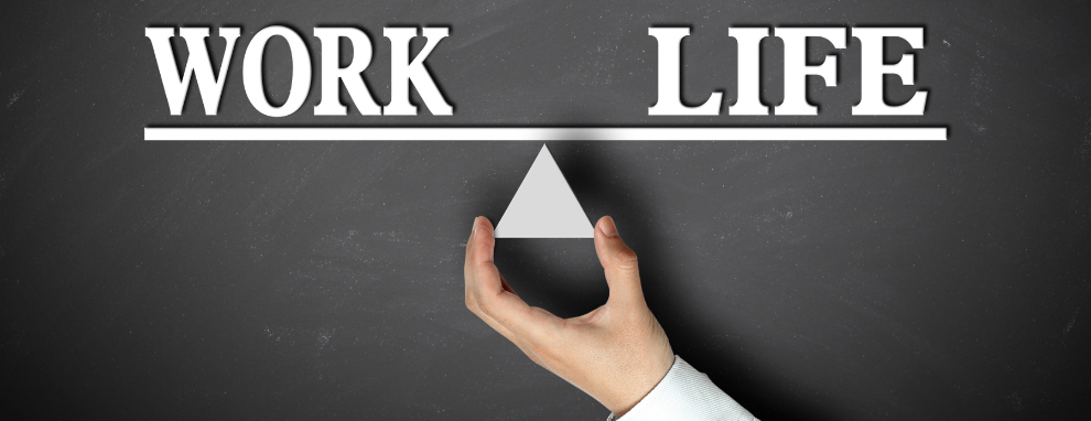 Striving for excellence key to work-life balance