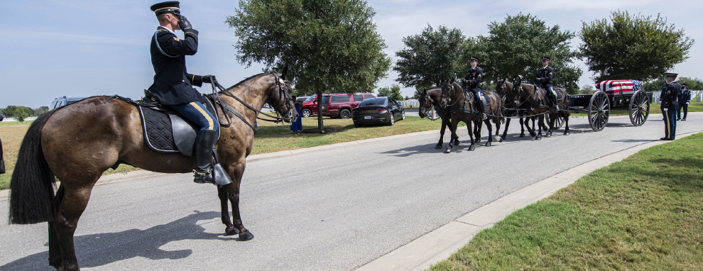 Last of Doolittle Raiders memorialized during ceremony at JBSA-Fort Sam Houston