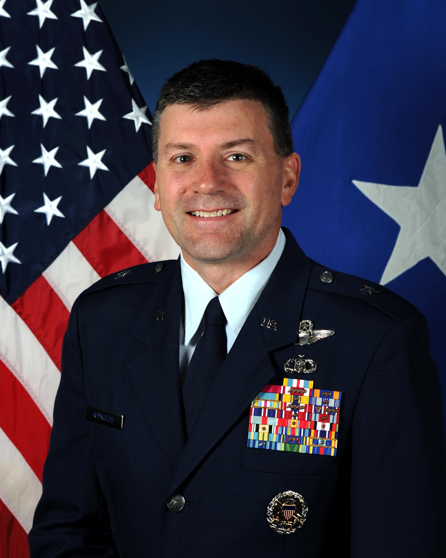 Joint Base San Antonio > Information > Biographies